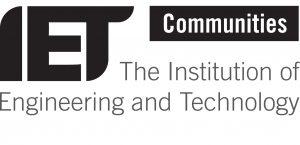IET - Communities logo - blue