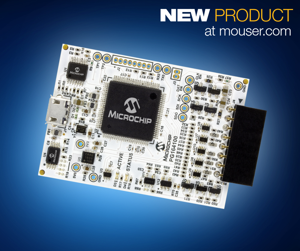 Microchip Mplab Snap Dev Tool Now At Mouser Streamlines In Circuit Circuits Icsp Serial Programming Board Based On Pic16f84 Debug Program For Mcus And Dscs Wnie