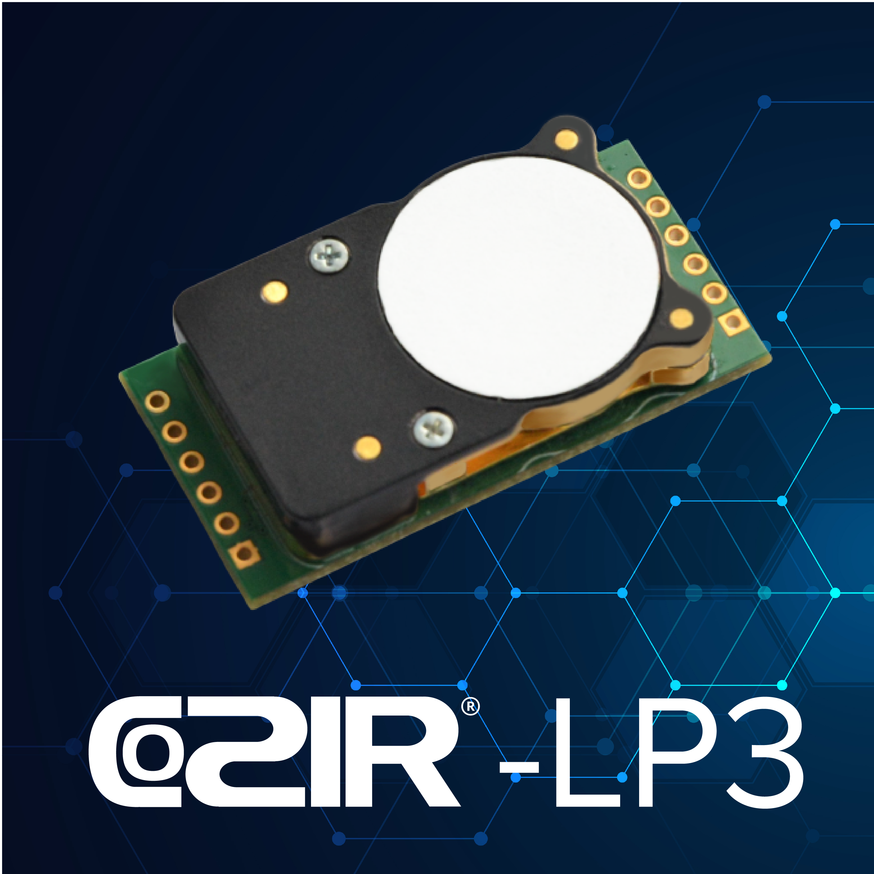 New Ultra-Low Power CO2 Sensor from Gas Sensing Solutions