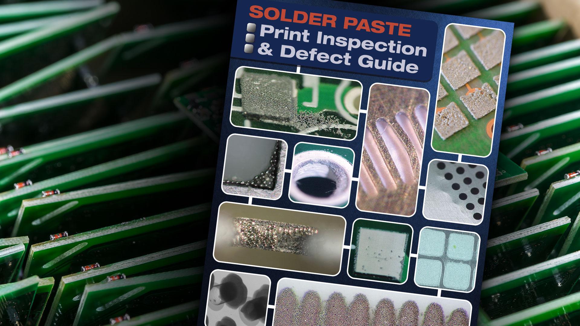 solder defect guide